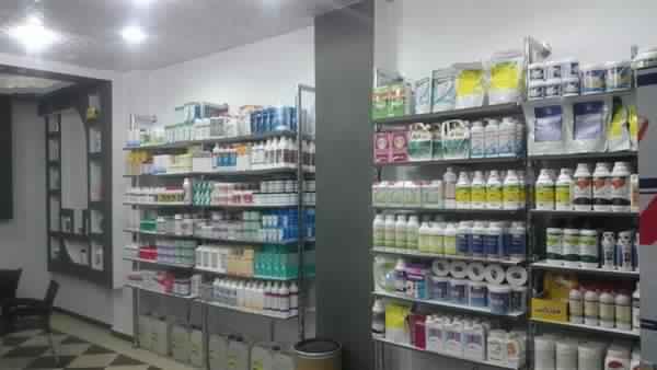 دور الخصائص والمهارات الاتصالية فى الترويج للادوية والمستلزمات البيطرية