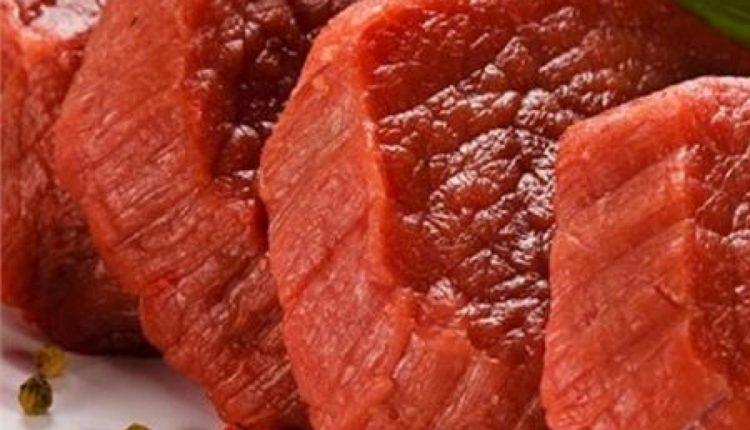 انتاج وتداول اللحوم الحمراء