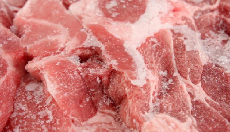 الالوان النموذجيه للحوم والحفاظ عليها لاطول فتره